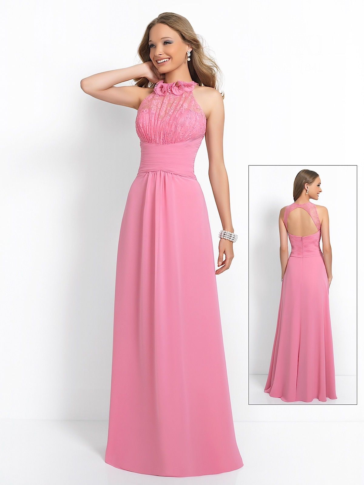 BRIDESMAIDS DRESS STYLE BM0184L FULL LENGTH - The Bridal Company