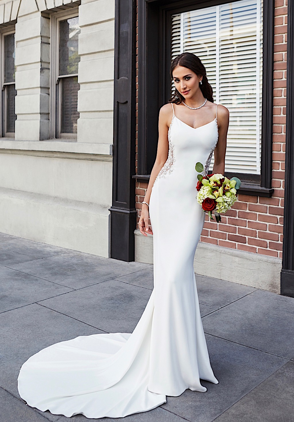 d29053090d NEW 2018 BRIDAL COLLECTION DELPHINA - The Bridal Company