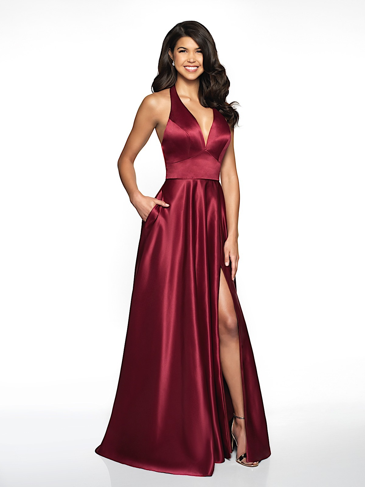 FORMAL DRESS STYLE F19065 - The Bridal Company